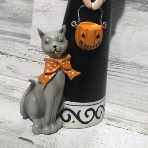 Other - Halloween witch and cat trick or treat NEW!